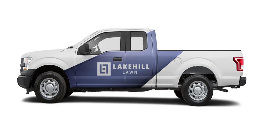 Lakehill Lawn Truck